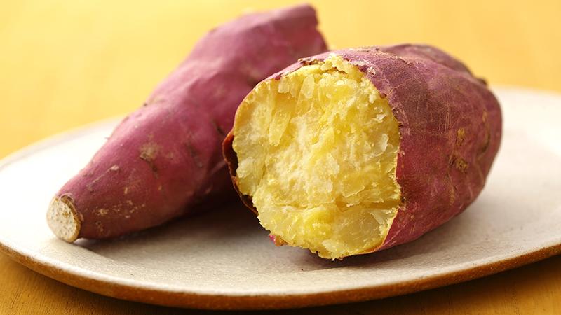 【安井シンジの台所】この秋・しっとり甘いサツマイモで美腸&美肌!