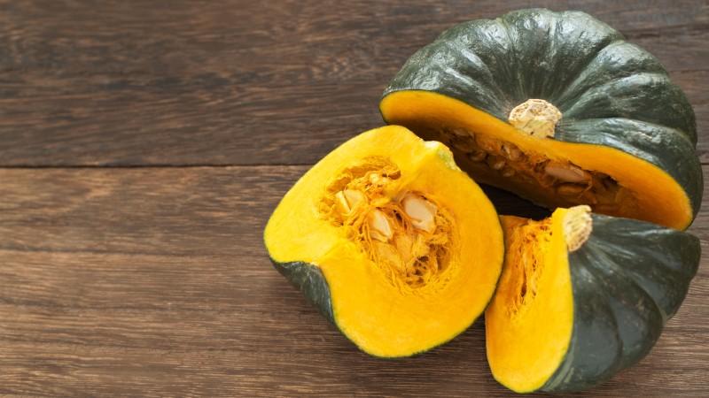 【安井シンジの台所】夏野菜の定番。健康、美容、運気もアップ!「カボチャ」の魅力